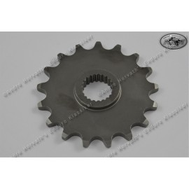 André Horvath's - enduroklassiker.at - Drive Train Components / Sprockets - Countershaft sprocket 17T Rotax