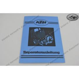 KTM Repair Manual Engine 1976