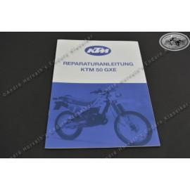Repair Manual KTM 50 GXE/GXR