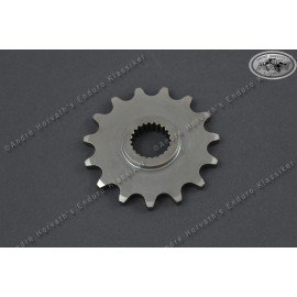 André Horvath's - enduroklassiker.at - Drive Train Components / Sprockets - Countershaft sprocket 15T Rotax