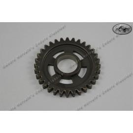 Mainshaft Gear 6th 21 T KTM 125 RV/LC