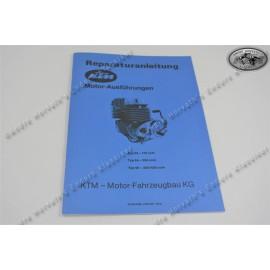KTM Repair Manual 125/175/250/400 72-79