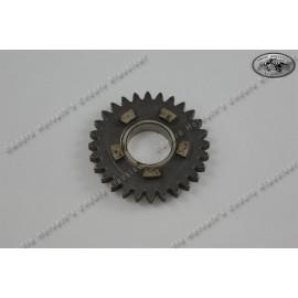 Loose Wheel 2nd Gear 18 T KTM 125 RV/LC GS 1980-1983