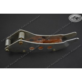 chain guide bracket complete New old stock KTM 250/495 MC 1982