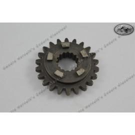 2nd Gear Countershaft 22 T KTM 125 RV/LC MC 80-83