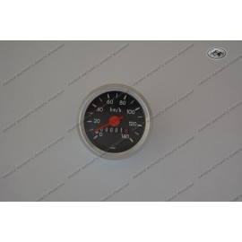 Speedometer Reproduction 140kmh 60mm diameter
