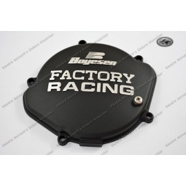 Boyesen Factory Racing Clutch Cover black Honda CR 125 2000-2007